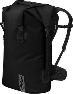 SL Black Canyon Dry Pack 65L: Black