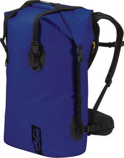 SL Black Canyon Dry Pack 65L: Blue