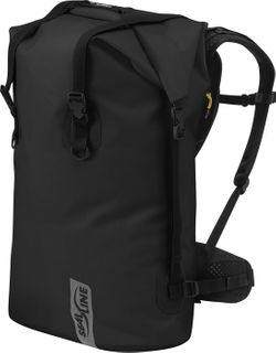 SL Boundary Dry Pack 115L: Black