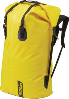 SL Boundary Dry Pack 115L: Yellow
