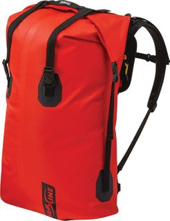 SL Boundary Dry Pack 65L: Red