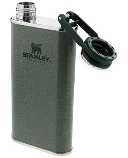 Stanley Classic Hipflask 236ml/8oz Grn~