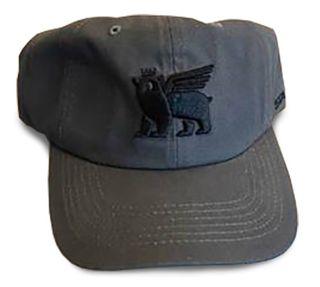"Stanley Cap ""Bear"" Logo Grey"