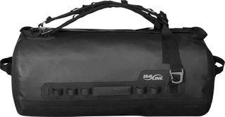 SL Pro Zip Duffle 100L - Black
