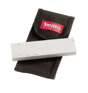"Smiths 4"" Arkansas stone/pouch MP4L"