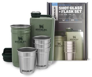 Stanley Adv Flask & Shot Set