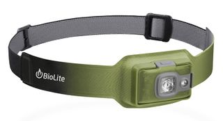 BioLite Headlamp Recharge 200L Green
