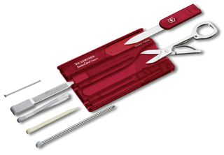 Victorinox S/Card Classic Ruby Blister~