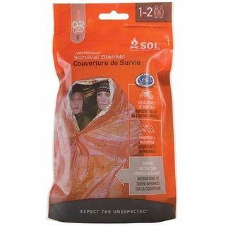SOL Emergency Survival Blanket 01401701~