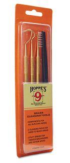 Hoppe's Brass Cleaning Picks & Brush set