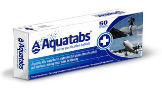 Aquatabs Purification Tablets (50 tabs)