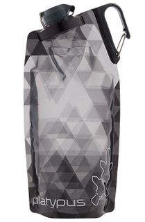 Platy DuoLock Bottle 1L - Gray Prisms