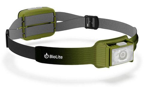 BioLite Headlamp Recharge 750L Green