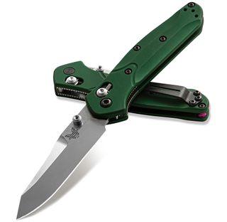 Benchmade 945 Mini Osborne Green Folder