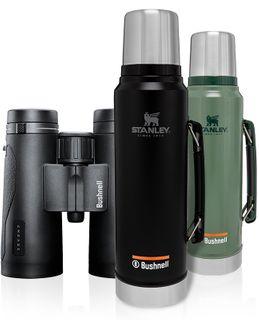 Bushnell Engage promo: Stanley 1L flask