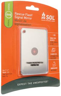 SOL Rescue Flash Mirror 0140-1004