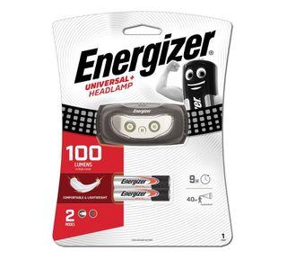 Energizer Universal Headlamp: 100 Lumen