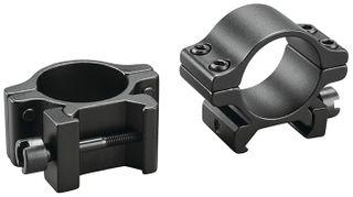 Tasco 30mm Alum Rings, Low