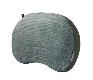 TAR Air Head Pillow: Lge - Blue Woven