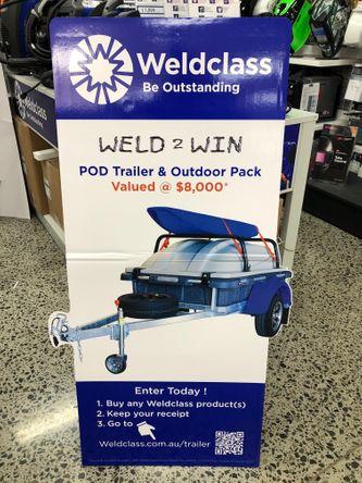 Weldclass Weld 2 win