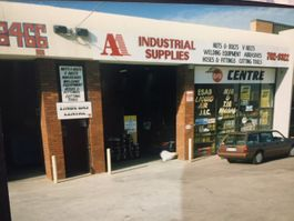 Early Shop Front