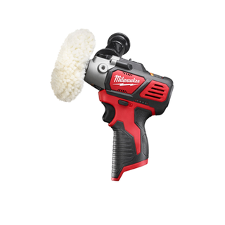 MILWAUKEE M12  12V LI-ION CORDLESS SPOT POLISHER / DETAIL SANDER - SKIN ONLY