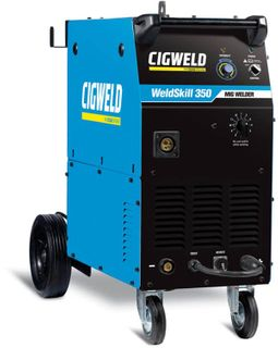 CIGWELD WELDSKILL 350 MIG WELDER