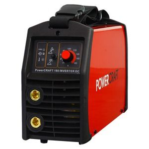 LINCOLN ELECTRIC POWERCRAFT 180I TIG WELDER