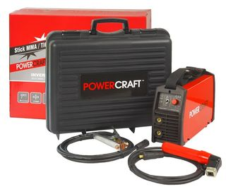 LINCOLN ELECTRIC POWERCRAFT 131 TIG WELDER