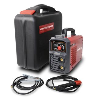 LINCOLN ELECTRIC POWERCRAFT 140 EZYSTRIKE STICK/ARC WELDER