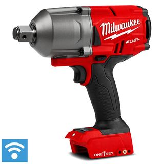 """MILWAUKEE M18 FUEL ONE-KEY HIGH TORQUE IMPACT WRENCH 3/4"""" WITH FRICTION RING - TOOL ONLY"""
