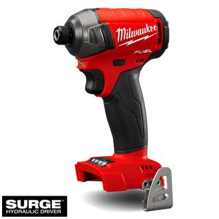 """MILWAUKEE M18 FUEL SURGE 1/4"""" HEX HYDRAULIC IMPACT DRIVER - TOOL ONLY"""