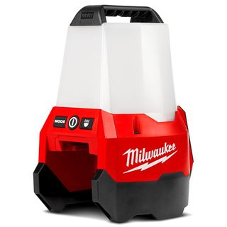 MILWAUKEE 18V LI-ION CORDLESS RADIUS COMPACT JOBSITE LIGHT WITH FLOOD MODE - TOOL ONLY