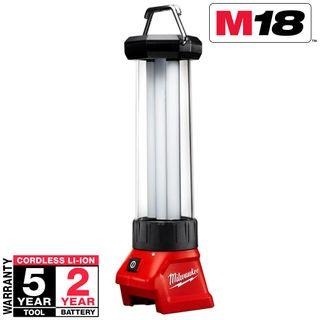 MILWAUKEE M18 18V LI-ION 360° LED LANTERN/FLOOD LIGHT - TOOL ONLY