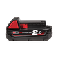 MILWAUKEE 18V 2.0AH LI-ION CORDLESS GREASE GUN COMBO KIT