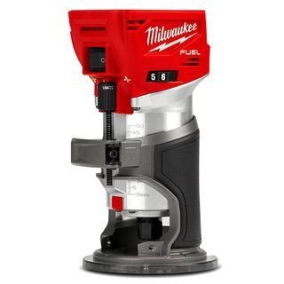 MILWAUKEE M18 FUEL 18V LI-ION LAMINATE TRIMMER - TOOL ONLY