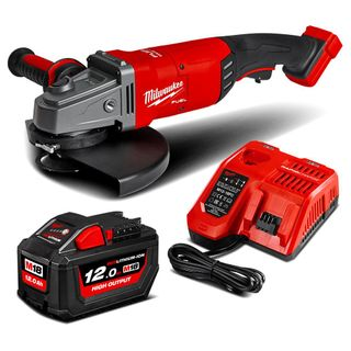 "MILWAUKEE M18 FUEL 18V LI-ION 180MM/230MM (7""/9"") ANGLE GRINDER KIT"