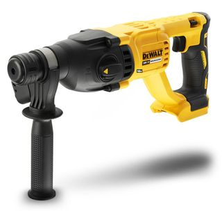 DEWALT 18V SDS PLUS D-HANDLE ROTARY HAMMER DRILL - TOOL ONLY