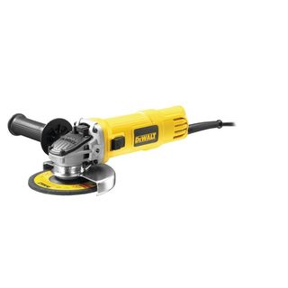 "DEWALT 900W - 125MM (5"") SLIDE SWITCH SMALL ANGLE GRINDER"