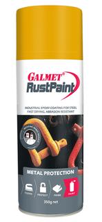 GALMET RUSTPAINT EPOXY – GOLDEN YELLOW 350G