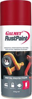 GALMET RUSTPAINT EPOXY – BRIGHT RED 350G