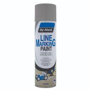 DYMARK DURABLE LINE MARKING PAINT - GREY 500G