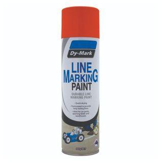 DYMARK DURABLE LINE MARKING PAINT - ORANGE 500G