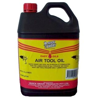 QUICK SMART AIR TOOL OIL - 1LTR