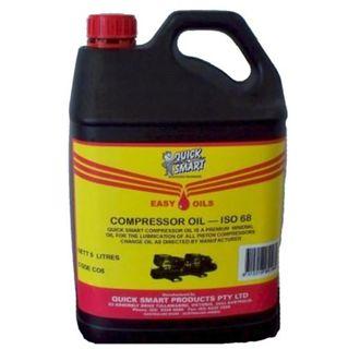 QUICK SMART COMPRESSOR OIL ISO GRADE 68 - 5LTR