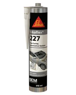 SIKAFLEX 227 FAST CURING AUTOMOTIVE SEALANT - BLACK 310ML