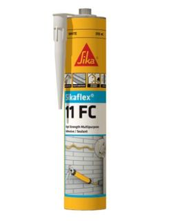 SIKAFLEX 11FC MULTIPURPOSE ADVESIVE - WHITE  310ML