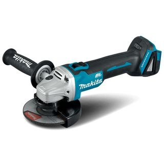 MAKITA 18V 125MM BRUSHLESS ANGLE GRINDER - TOOL ONLY