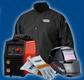 LINCOLN ELECTRIC POWERCRAFT 191C MIG/STICK/TIG WELDER BUNDLE