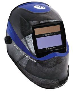 WELDCLASS PROMAX 200 WELDING HELMET - SLATE